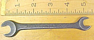 Filson Wrench Open End 1/2 & 7/16 inch Antique (Image1)