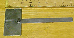 General Hardware Protractor No. 17 Stainless Steel (Image1)