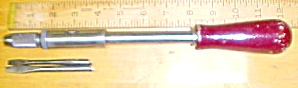 North Bros. Yankee Spiral Ratchet Screwdriver No. 130A (Image1)