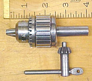 Jacobs Drill Chuck No. 8-1/2N Ball Bearing Super 0-1/4 (Image1)