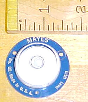 Mayes Orbit Level No. OR Made in U.S.A. (Image1)