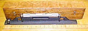 Starrett Machanics Level Plumb No. 98-18 inch & Box (Image1)