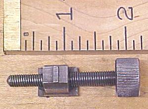 Stanley Plane Cutter Adjustment Slide & Screw No. 92 (Image1)