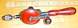 Millers Falls Hand Drill No. 77 Enclosed Gears