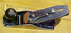 Stanley Smooth Plane No. 4 Type 18 1940s