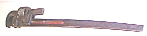 Trimont Pipe Wrench 36 inch Trimo Patent 1916 (Image1)