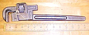 Trimont Pipe Wrench 14 inch Trimo 1916 Patent (Image1)