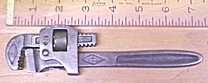 Stillson Pipe Wrench 8 inch Adjustable (Image1)