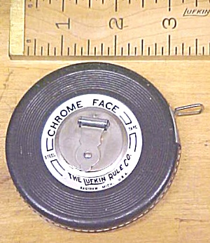 Lufkin Tape Measure 50 Foot Anchor JR. Leather (Image1)
