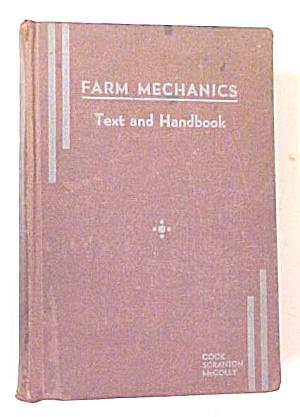 Farm Mechanics Handbook Tools Shop Harness (Image1)