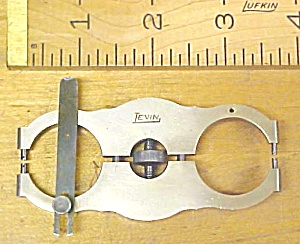 Levin Parallel Caliper Watch Repair