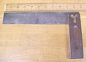 Stanley Try Square 9 inch Patented 1896 (Image1)