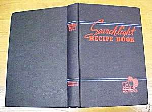 Household Searchlight Recipe Book 1954 Cookbook (Image1)