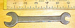 Fordson Wrench Open End 7/16-5/8 inch (Image1)