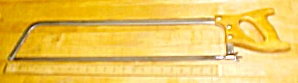"Dunlap Meat Hand-saw 24"" Meat/hacksaw"