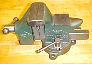 Littlestown Vise No. 65 Bench Littco Swivel Base