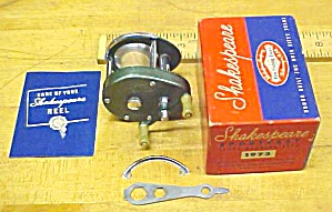 Shakespeare Level Wind Reel No. 1973 + Box