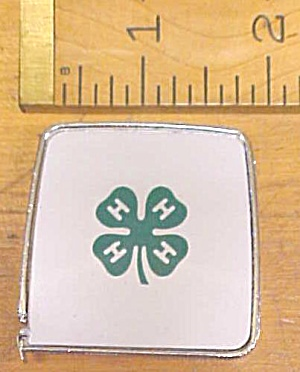 Lufkin Tape Measure 72 Inch 4h Clover Leaf