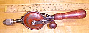 Millers Falls Hand Drill No. 77 Single Speed