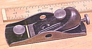 Shelton Block Plane Steel Low Angle like Stanley 118 (Image1)
