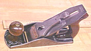 Stanley No. 4 Smooth Plane Type 19 Rosewood