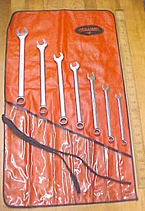 Williams Supercombo Combination Wrench Set