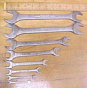 Williams SUPERRENCH Combination Wrench Set (Image1)