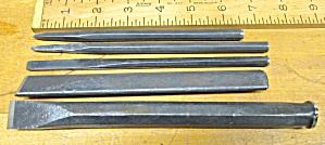 Cold Chisel Set Stone Carving (Image1)