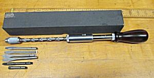 Greenlee Spiral Ratchet Screwdriver No. 448 & Box (Image1)