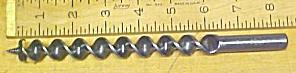 J. Swan Boring Machine Auger Bit 11/16 inch (Image1)