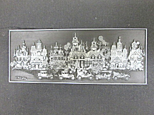Roger Coast Victorian Mansions Engraving (Image1)