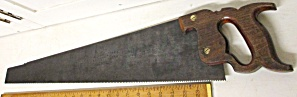 Great Western Hand-saw Crosscut Antique