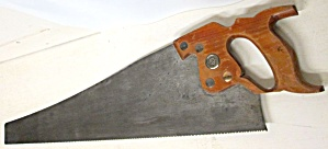 Disston D-8 Hand-Saw 10 TPI Finish Panel Saw 26 inch (Image1)