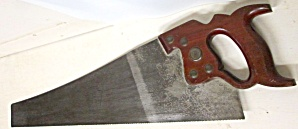 Disston D-8 Hand-saw 11 Tpi Finish Panel Saw 26 Inch