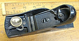 Stanley No. 17 Adjustable Throat Block Plane