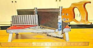 Millers Falls Miter Box Langdon No. 74C Acme Mitre (Image1)