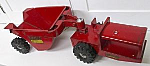Structo Rocker Steel Toy Dump Truck (Image1)