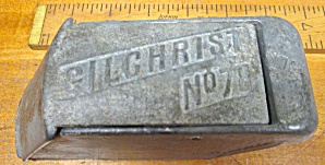 Gilchrist No. 78 Ice Shave Box Type