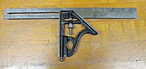 Stanley No. 21 Combination Square