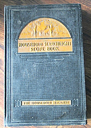 Household Searchlight Recipe Book 1941 Cookbook