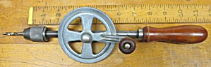 Vintage Hand Drill Egg-Beater Type Single Speed (Image1)