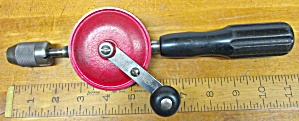 Millers Falls Hand Drill No. 2500C Single Speed (Image1)