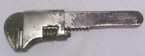 Mossberg Sterling No. 1 Bicycle Wrench (Image1)