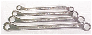 Buckeye Box Wrench Set Of 4