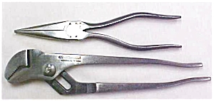 Channellock Pliers Two Types