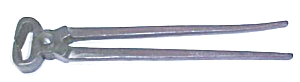 Antique Iron Pincers  End Nippers 14 inch (Image1)