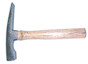 Stanley  Bricklayer's Hammer No. 431 1/2A (Image1)