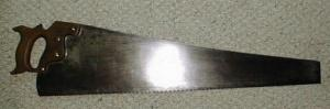 Moore Brothers London Steel Special Hand Saw