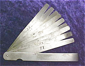 Union Thickness Gage Gauge Feeler (Image1)