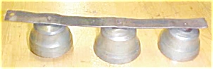 Sleigh Shaft Bells Bell Set Brass (Image1)